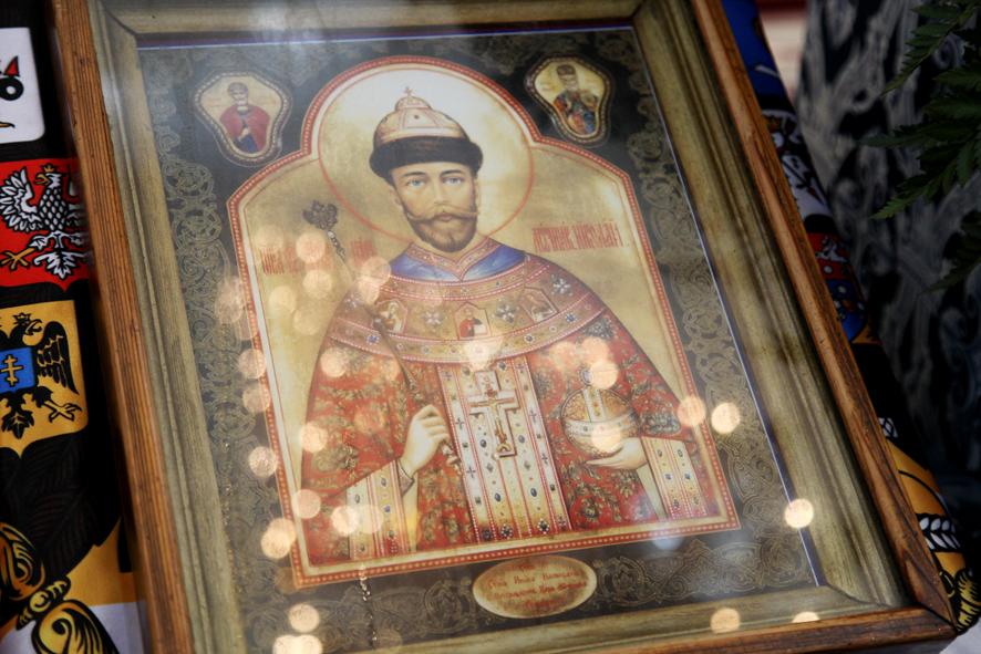 Тема: Православные храмы и часовни в честь Царственных мучеников на Руси...  22044