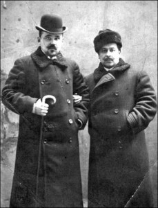 Братья Жеваховы