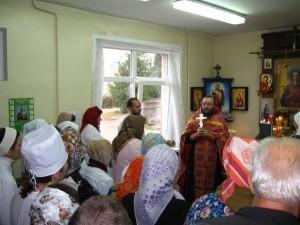 молебен 2011