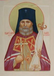 Священномученик МИТРОФАН (Краснопольский), архиепископ Астраханский и Белорусски