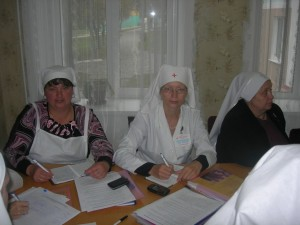 страш. сестра семнар 2011