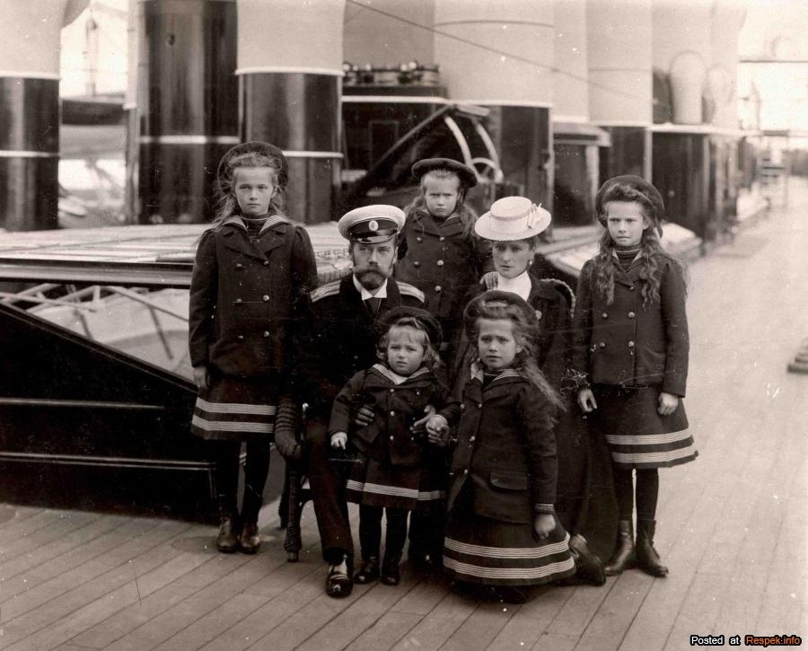 царская семья, маленькие дети , потрясающее фото