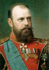 Государь Александр III, отец Николая II