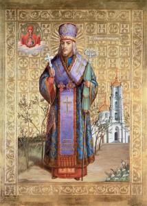 Святитель Иоасаф Бегородский, родственник священномуч. Иоасафа (Жевахова)