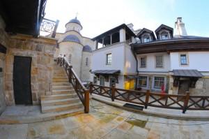 Зверинецкий монастырь в наши дни
