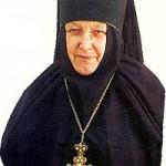Настоятельница Свято-Никольского женского монастыря Евгения (Волощук)